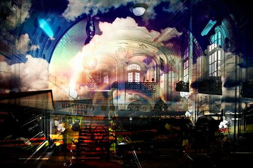 Hamburg Design von Markus Wegner
