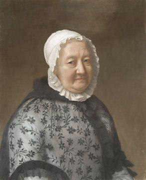 Marie Congnard-Bathailhy, Jean-Etienne Liotard