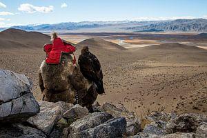Kazach Eagle Hunter #5