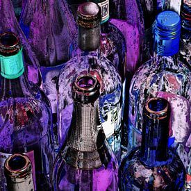 Bottles van Rosi Lorz