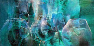 Partij: blue curacao van Annette Schmucker