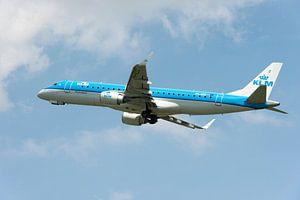 KLM Cityhopper Embraer ERJ-190STD