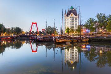 De oude haven van Prachtig Rotterdam