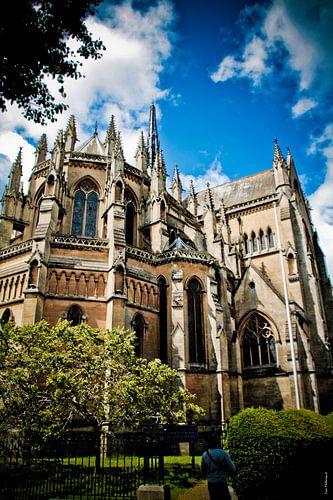 Arundel Cathedral van