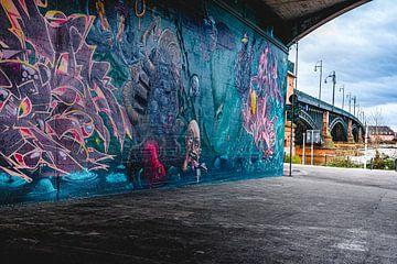 Wiesbaden Graffiti von Jens Sessler