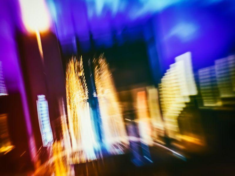 city lights van Gabi Hampe