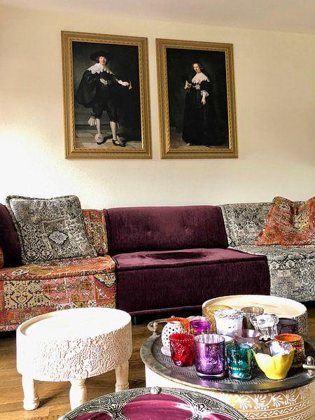 Kundenfoto: Marten Soolmans von Rembrandt van Rijn