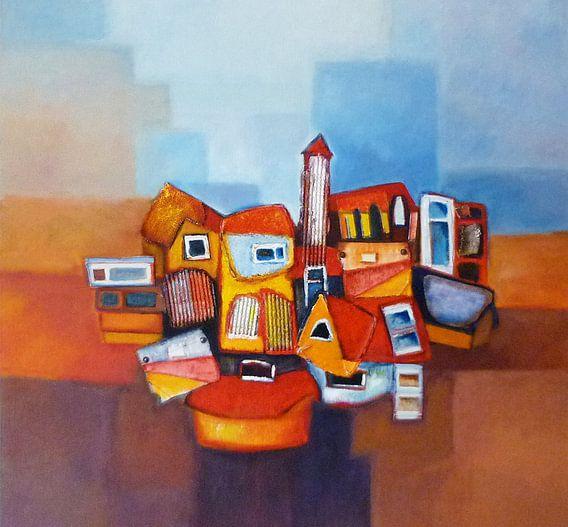 Village von Lorette Kos
