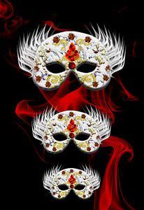 Three Masks