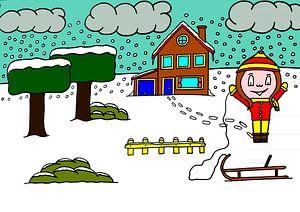 SUZ Schnee und Winter
