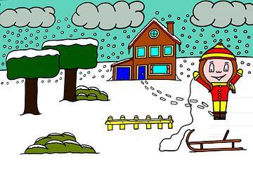 SUZ sneeuw en winter van AG Van den bor