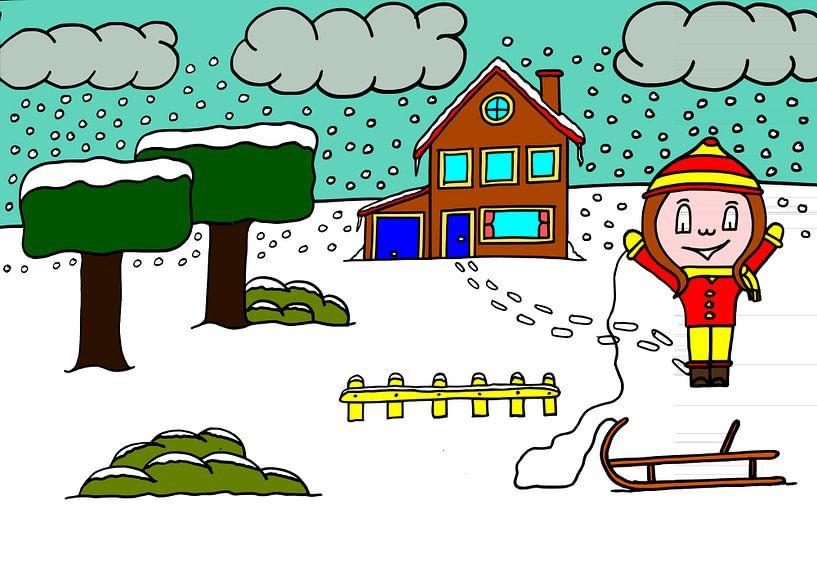 SUZ Schnee und Winter von AG Van den bor