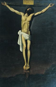 Gekreuzigter Christus, Francisco de Zurbarán