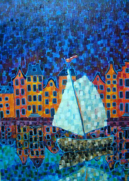 Amsterdam van Janny Heinsman