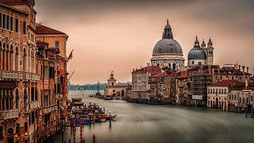 Venetie - Santa Maria della Salute van Teun Ruijters