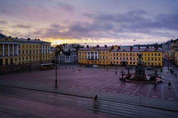 Helsinki-Platz von Roy Poots