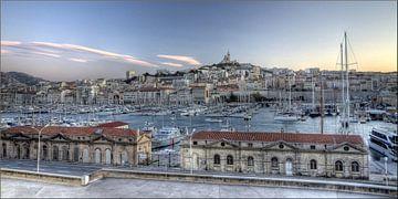 Marseille sur Hans Kool