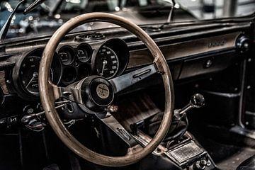 Alfa Romeo GT Classic oldtimer stuur van Mike Maes