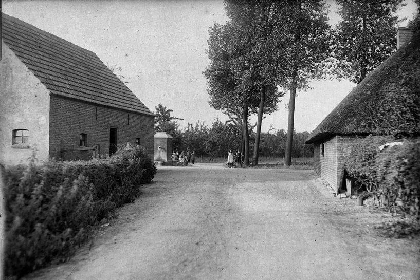Kerkwijk, waterpomp van joas wilzing
