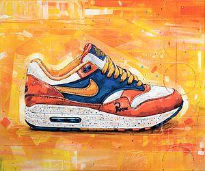 Nike air max 1 x Parra Albert Heijn