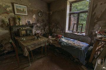 Schlafzimmer, in dem die Zeit stillsteht von Het Onbekende