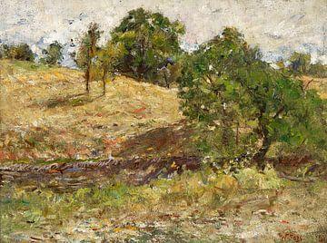 William Forsyth - Paysage Indiana