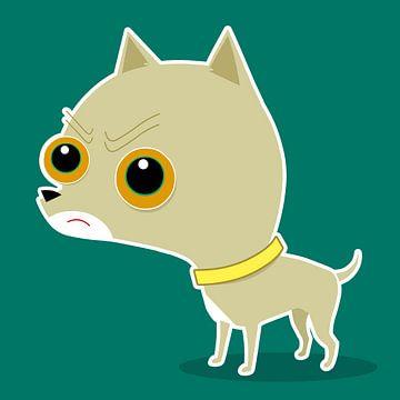 Chihuahuas are small van Studio Mattie