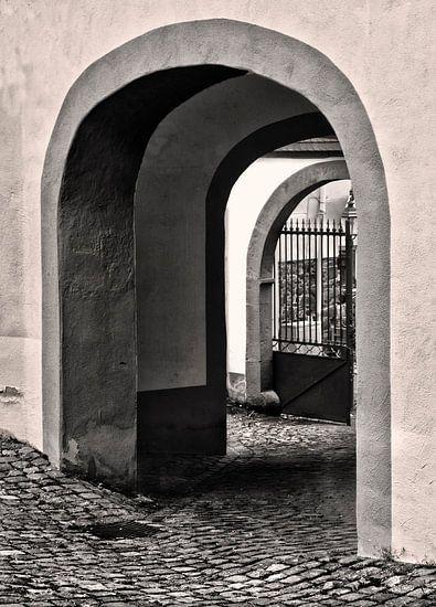 Poortje in Munstermaifeld
