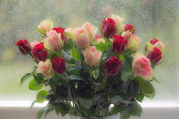 Blumenstrauß von Mario de Lijser