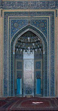 Iran: Jameh Mosque of Yazd (Yazd) van Maarten Verhees