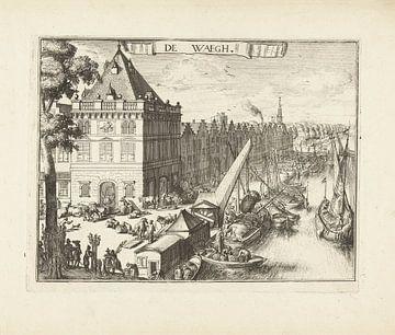 Die Waagh of Haarlem, Romeijn de Hooghe