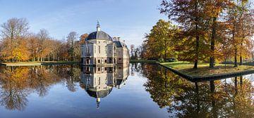 Pano House Trompenburgh, 's-Graveland, Wijdemeren, Niederlande von Martin Stevens