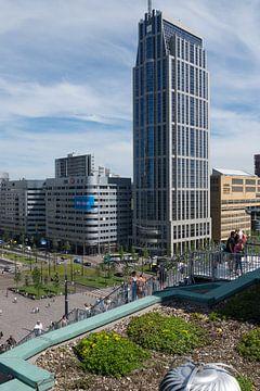 Uitzicht vanaf Groothandelsgebouw von FotoNederland / Henk Tulp