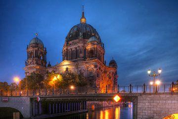 Duitsland, Berlijn: Berlin Cathedral van Torsten Krüger