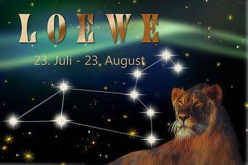 Sternzeichen - Löwe von Christine Nöhmeier
