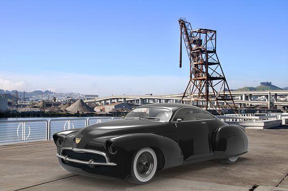 Concept car Black