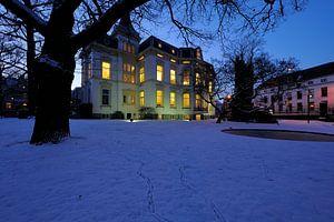 Villa De Oorsprong in het Oorsprongpark in Utrecht (1)