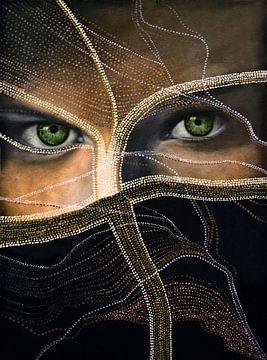 Smaragd-Augen von Joachim G. Pinkawa