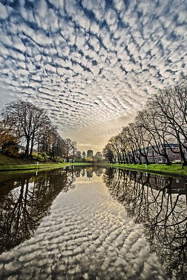 Stadsgracht Leeuwarden