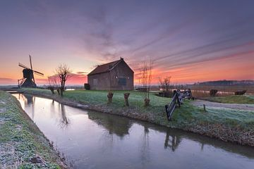 Molenstichting Het land van Heusden en Altena van Jan Koppelaar