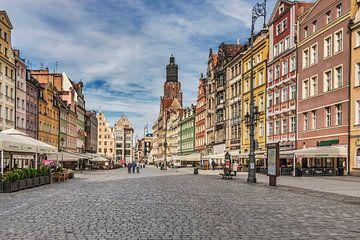 Breslau, Polen  von Gunter Kirsch