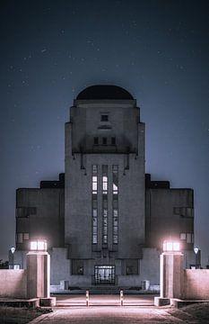 Radio kootwijk dans la nuit, Apeldoorn sur vedar cvetanovic