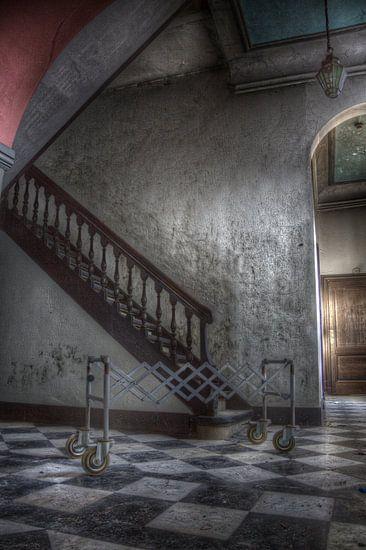 Old and forgotten van Richard Driessen
