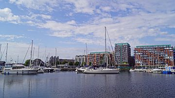 De skyline van Ipswich is getransformeerd door de opvallende ontwikkeling van Stoke Quay. van Babetts Bildergalerie