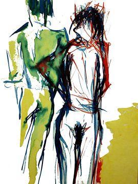 Dans voor twee van Anita Snik-Broeken