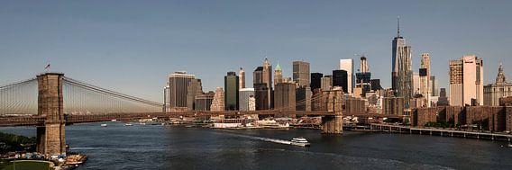 New York   Skyline van Kurt Krause