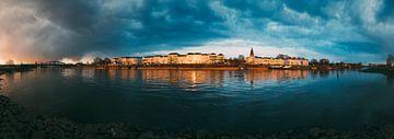 Skyline Zutphen van Vladimir Fotografie