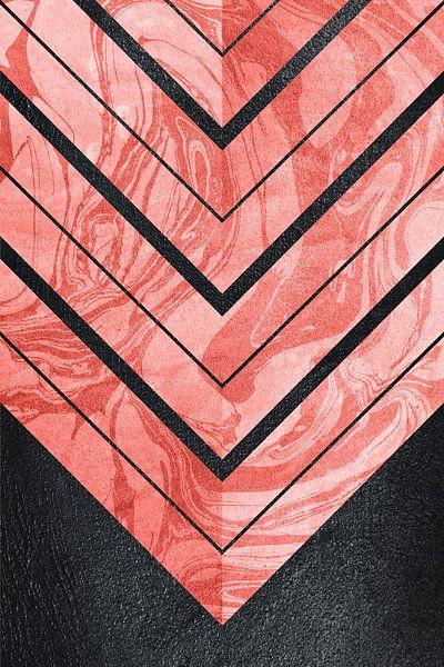 Geometric XXXXI van Art Design Works