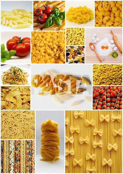 Pasta van Bright Designs