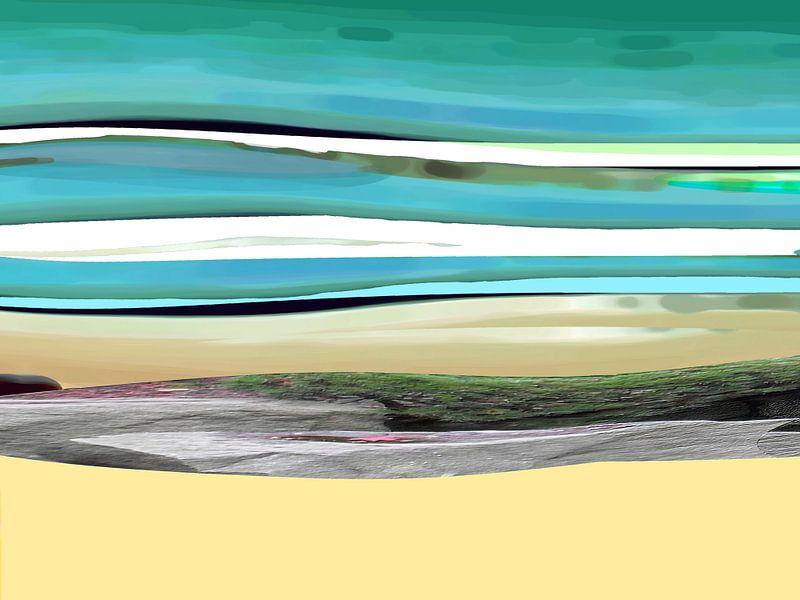 Aan zee van Peter Norden